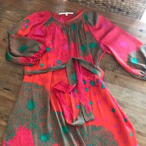 Collective Concepts Boutique silk dress